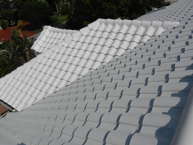 Tile Roof Replacement Photos Atlantic Coast Contractors